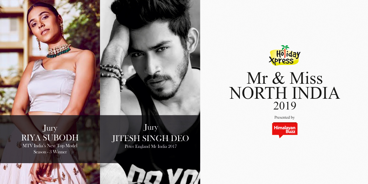 Mr & Miss North India 2019 : Registration Open - Himalayan Buzz
