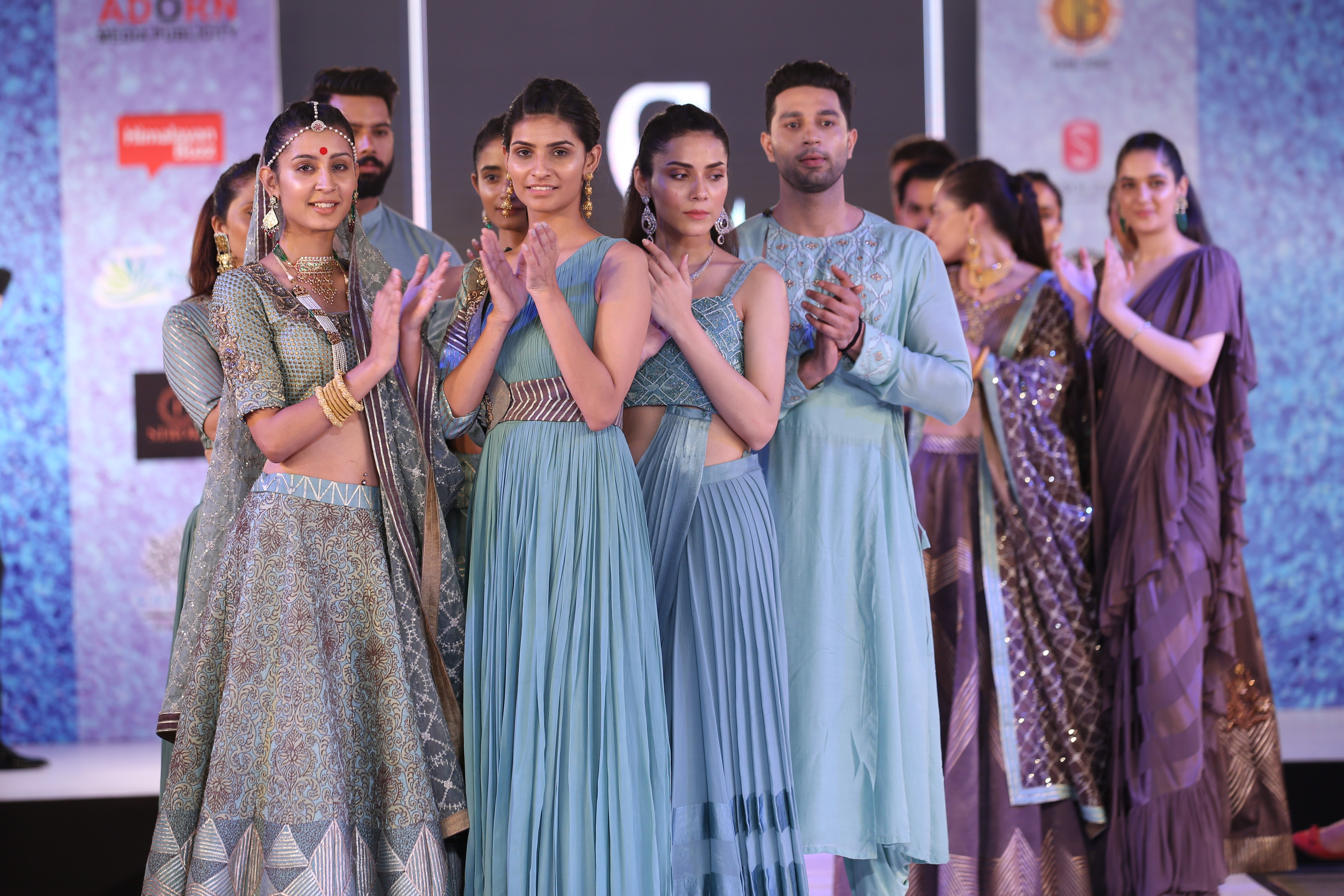 Uttarakhand Couture Week 2019 Designers From Across India Participated In This Style Extravaganza Himalayan Buzz
