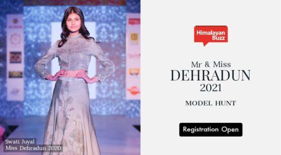Mr. & Miss Dehradun 2021 Model Hunt
