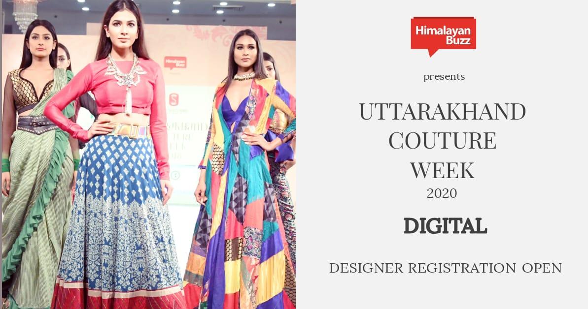 Uttarakhand Couture Week Digital