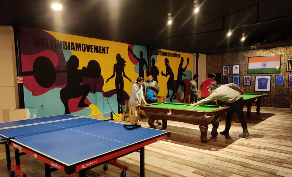 Urban Sports Bay Sports Lounge