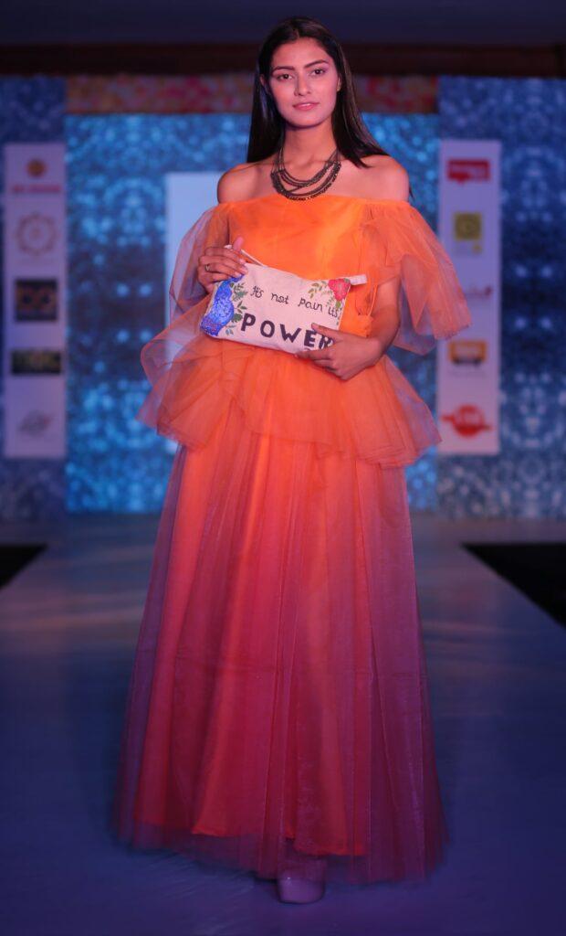 Model at Uttarakhand Couture Week