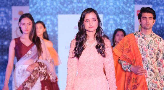 Designer Pinki Rana Showcases at Uttarakhand Couture Week Season 3