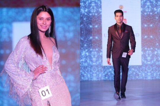 Yuvraj Dutta & Vaishali Verma Win Viewers Choice Mr & Miss Uttarakhand 2021