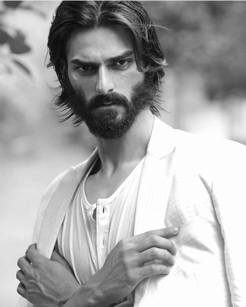 Top 10 Male Models in India: Dushyant